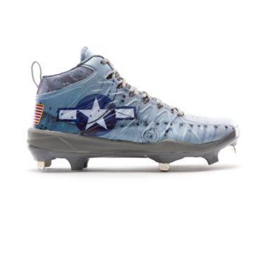 Men's Squadron Memorial Day Mid Metal Cleats