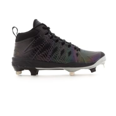 Men's Squadron Lights Out Mid Metal Cleats