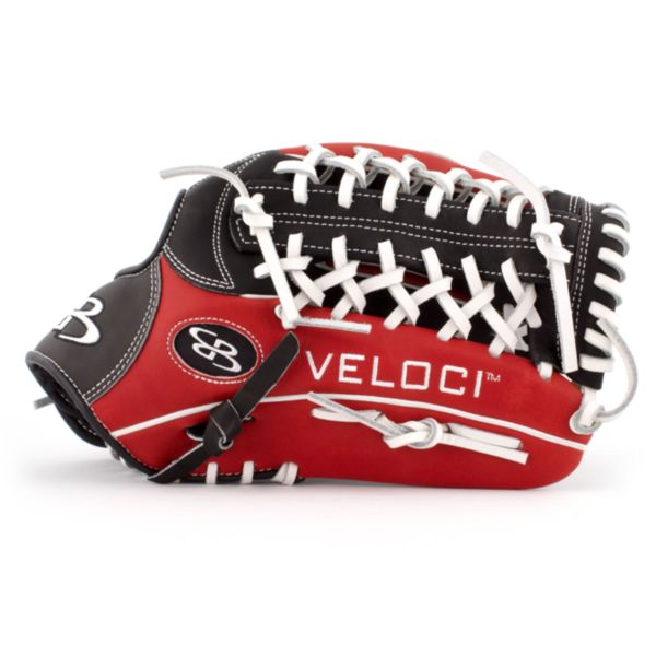 Veloci GR Series Slowpitch Fielding Glove w/ B17 Modified T-Web