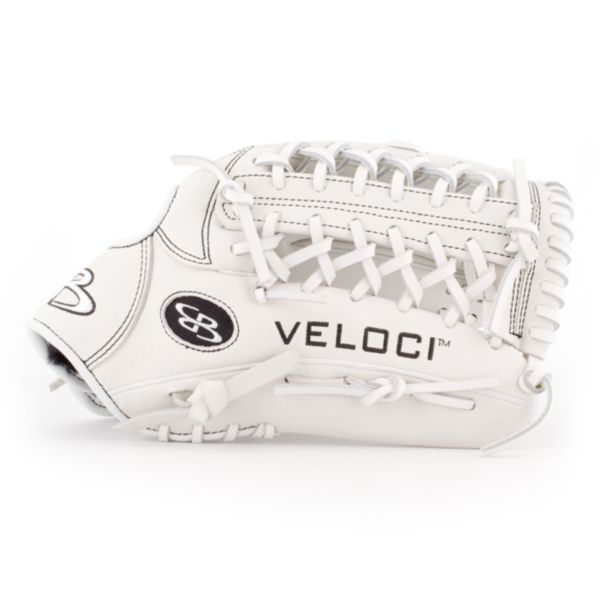 Veloci GR Series Slowpitch Fielding Glove with B17 Modified T-Web and Stiff Cowhide Leather W/W
