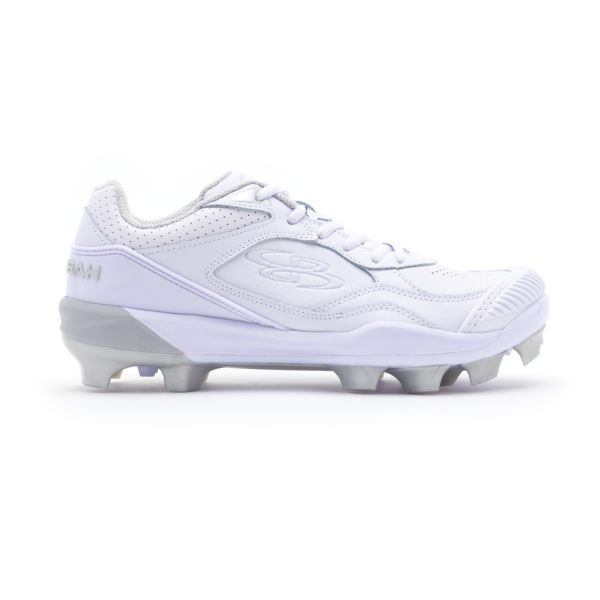0b3b4c3f2fa Women's Endura Pitcher's Toe Molded Cleats