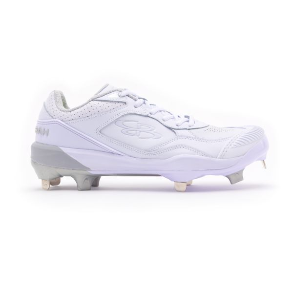 Women's Endura Pitcher's Toe Metal Cleats