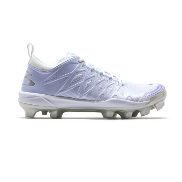 Women's Squadron Pitcher's Toe Molded Cleats