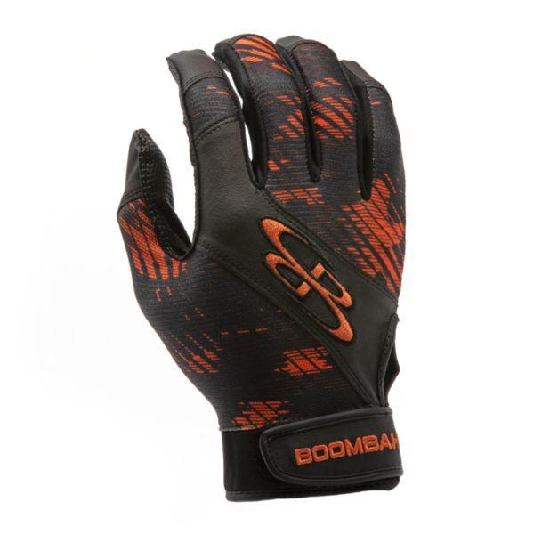 Adult Torva INK Batting Glove 3001 Force Black/Orange