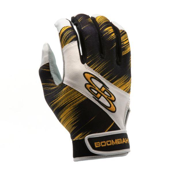 Adult Torva INK Batting Glove 3002 Scratch Black/Gold