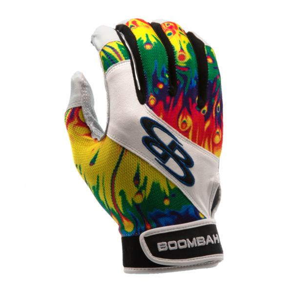Adult Torva INK Batting Glove 3007 Lava Multicolor