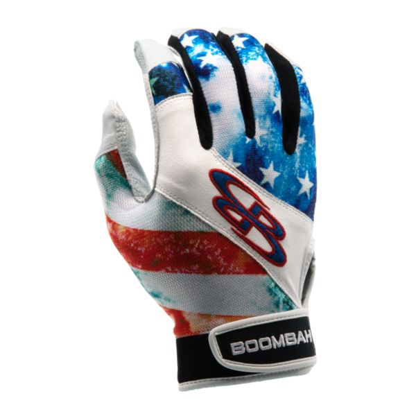 Adult Torva INK Batting Glove 3009 Old Glory Navy/Red/White