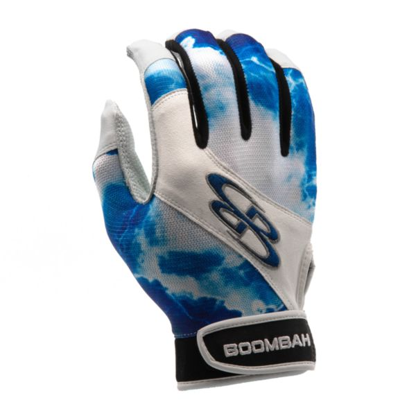 Adult Torva INK Batting Glove 3010 The Natural Black/Royal