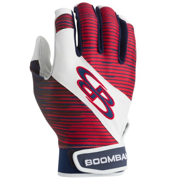 Youth Torva INK Batting Glove 1260 Digital Fade Navy/Red