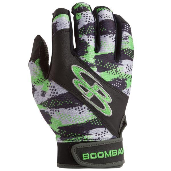 Adult Torva INK Batting Glove 1260 Havoc Black/Lime Green