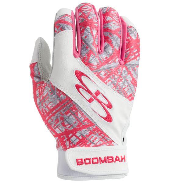 Adult Torva INK Batting Glove 1260 Thrash White/Pink