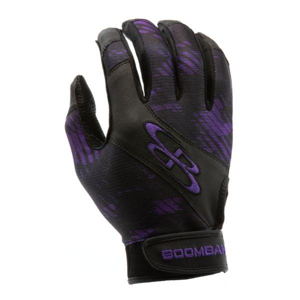 Youth Torva INK Batting Glove 3001 Force Black/Purple