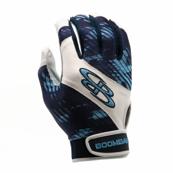 Youth Torva INK Batting Glove 3001 Force Navy/Columbia