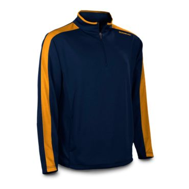 Men's Verge Striped Quarter Zip Pullover