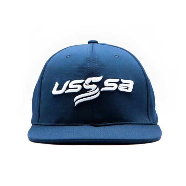 USSSA Baseball Umpire Double Flex Hat