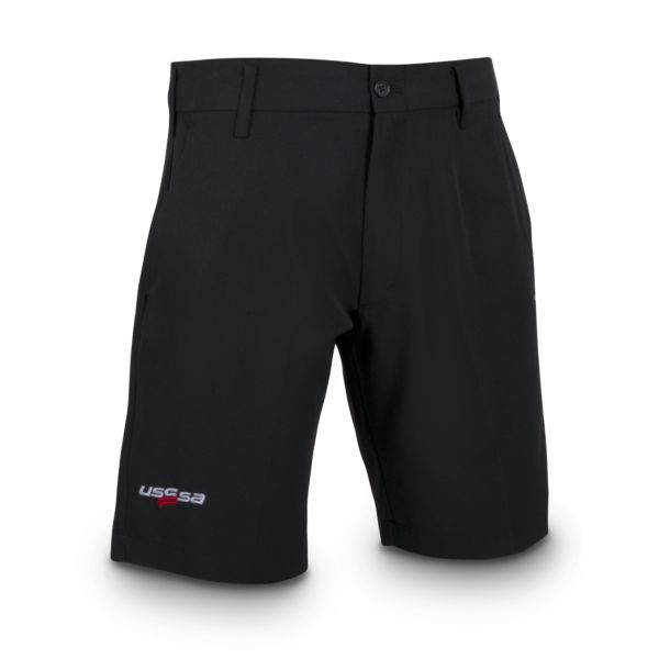 Men's USSSA Umpire Short Black