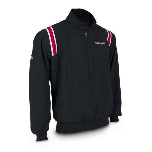 USSSA Lined Quarter Zip Pullover