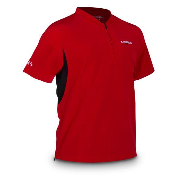 USSSA Short Sleeve Pullover