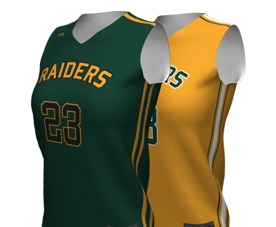 Custom Basketball Reversible Uniforms
