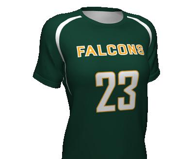 Custom Basketball Short Sleeve Shooting Shirts