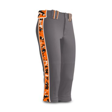 Clearance Women's Fastpitch Blaze Camo Pant