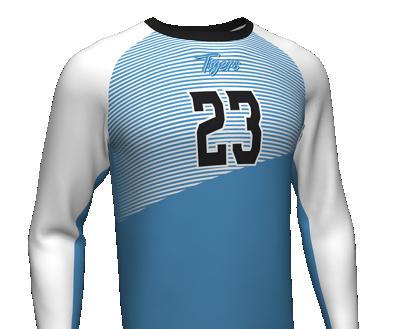 Custom Basketball Long Sleeve Shooting Shirts