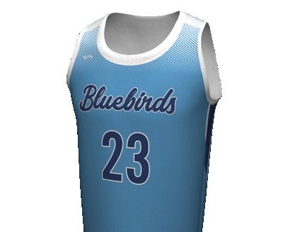 Custom Basketball Drop Crew Neck Uniforms