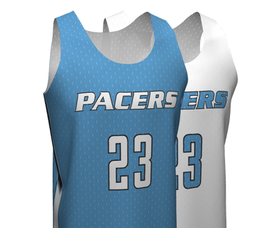 Custom Basketball Reversible Practice Jerseys
