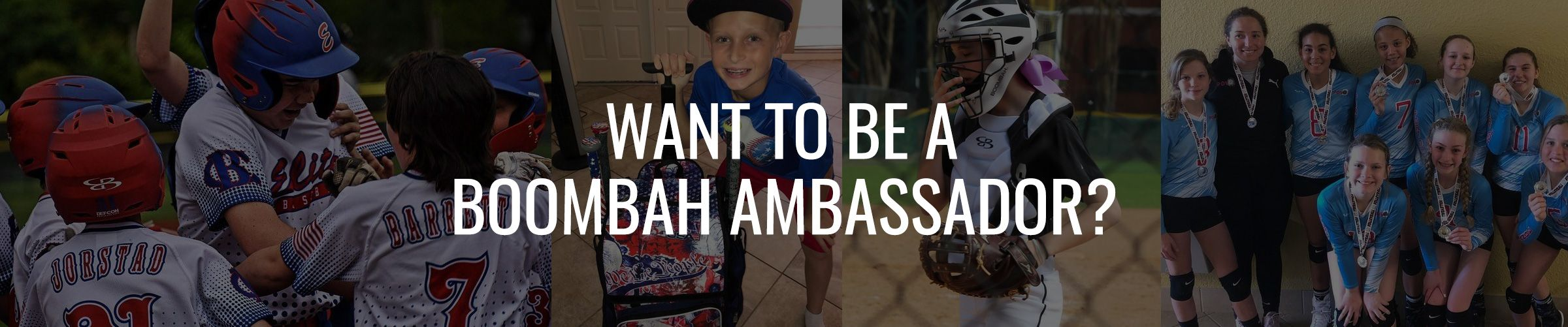 Become a Boombah Ambassador