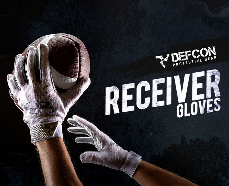 Receiver Gloves