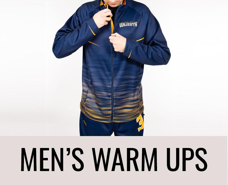 Men's Warm Ups