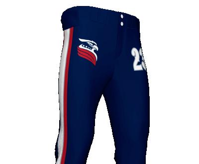 Custom Full Dye Baseball Pants