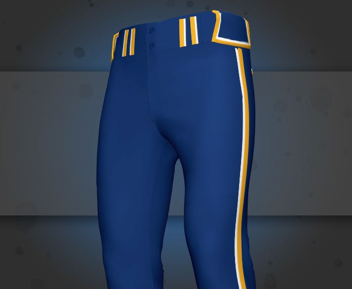 Boombah Tritone Baseball Pants