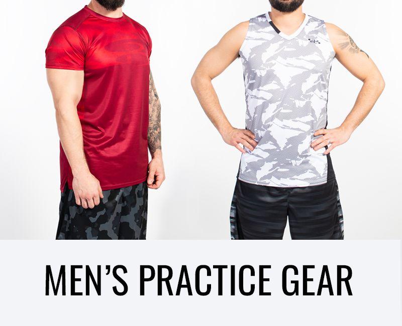 Men's Practice Gear