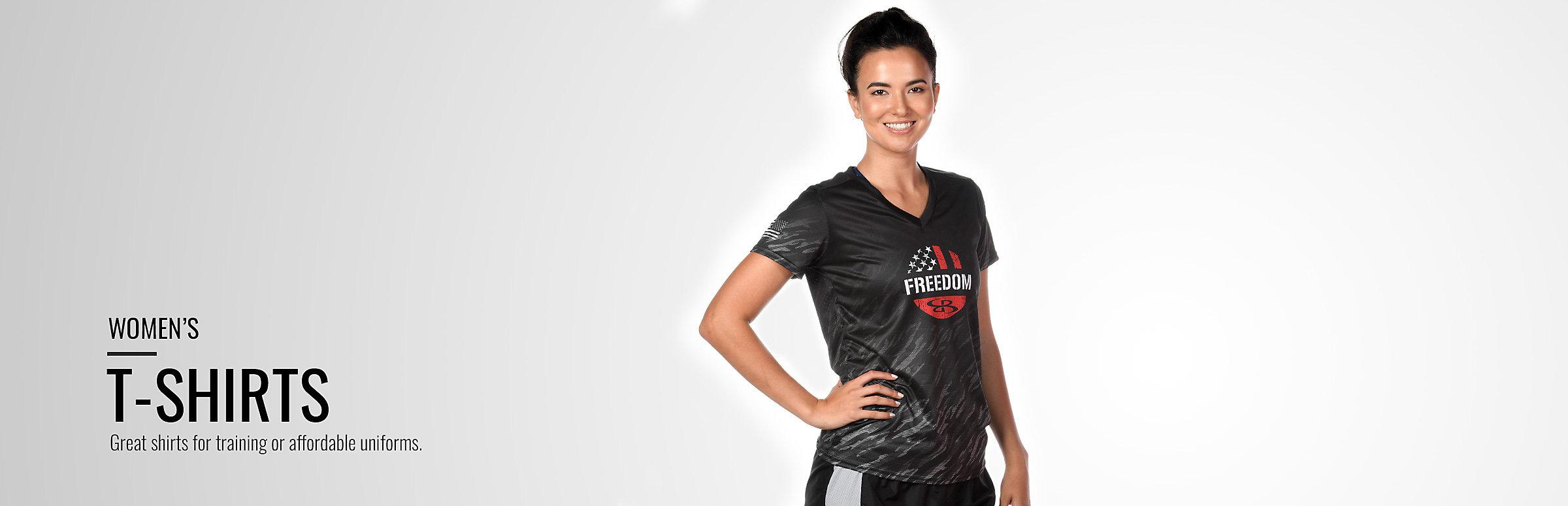 Women's Performance Shirts