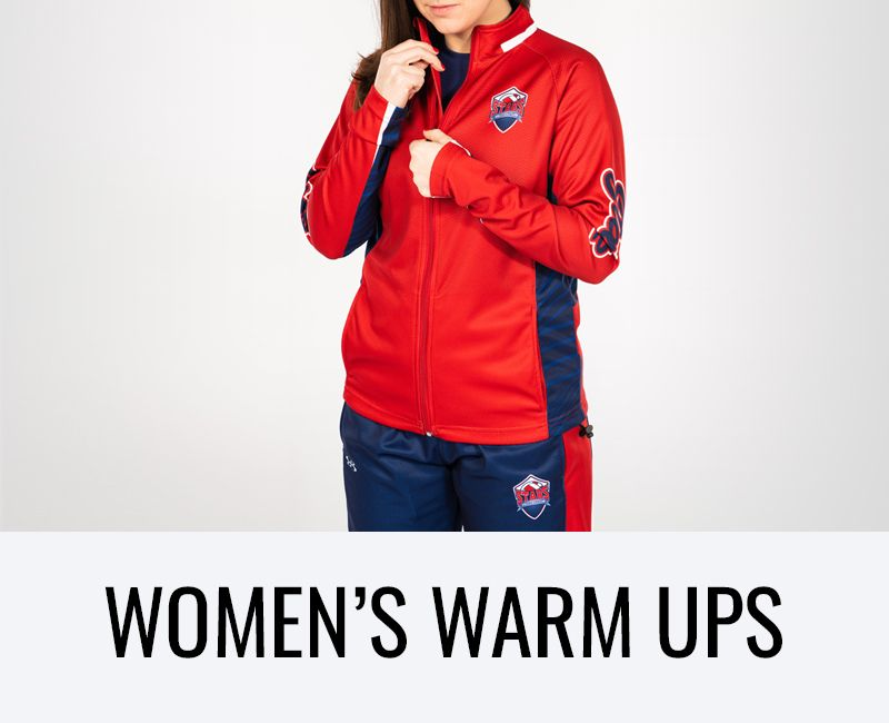 Women's Warm Ups