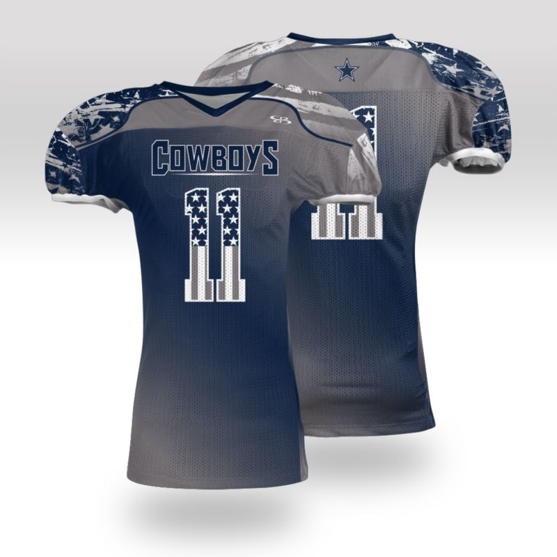 Boombah Ink Custom Sublimated Football Unifoms