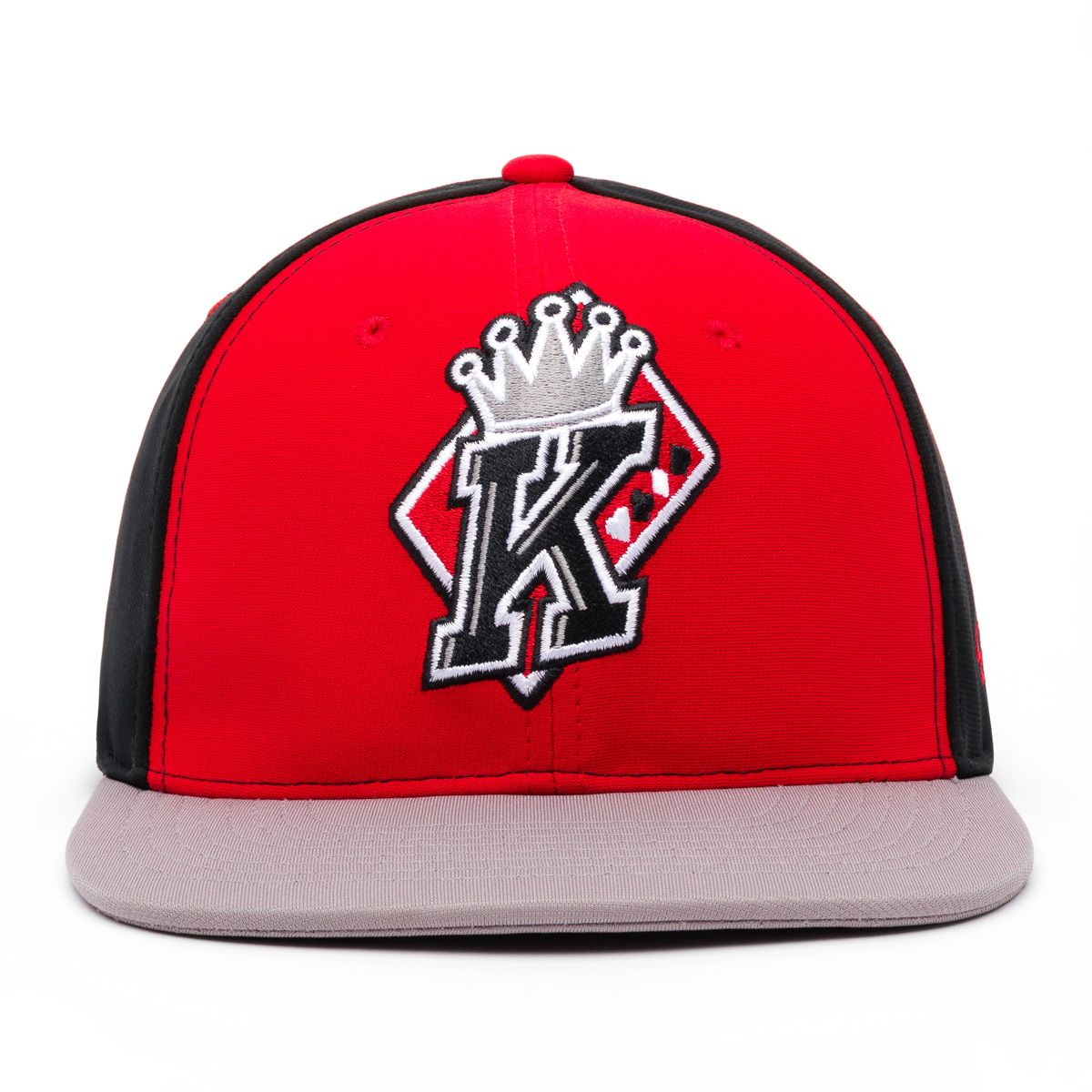 custom embroidered hat kings design