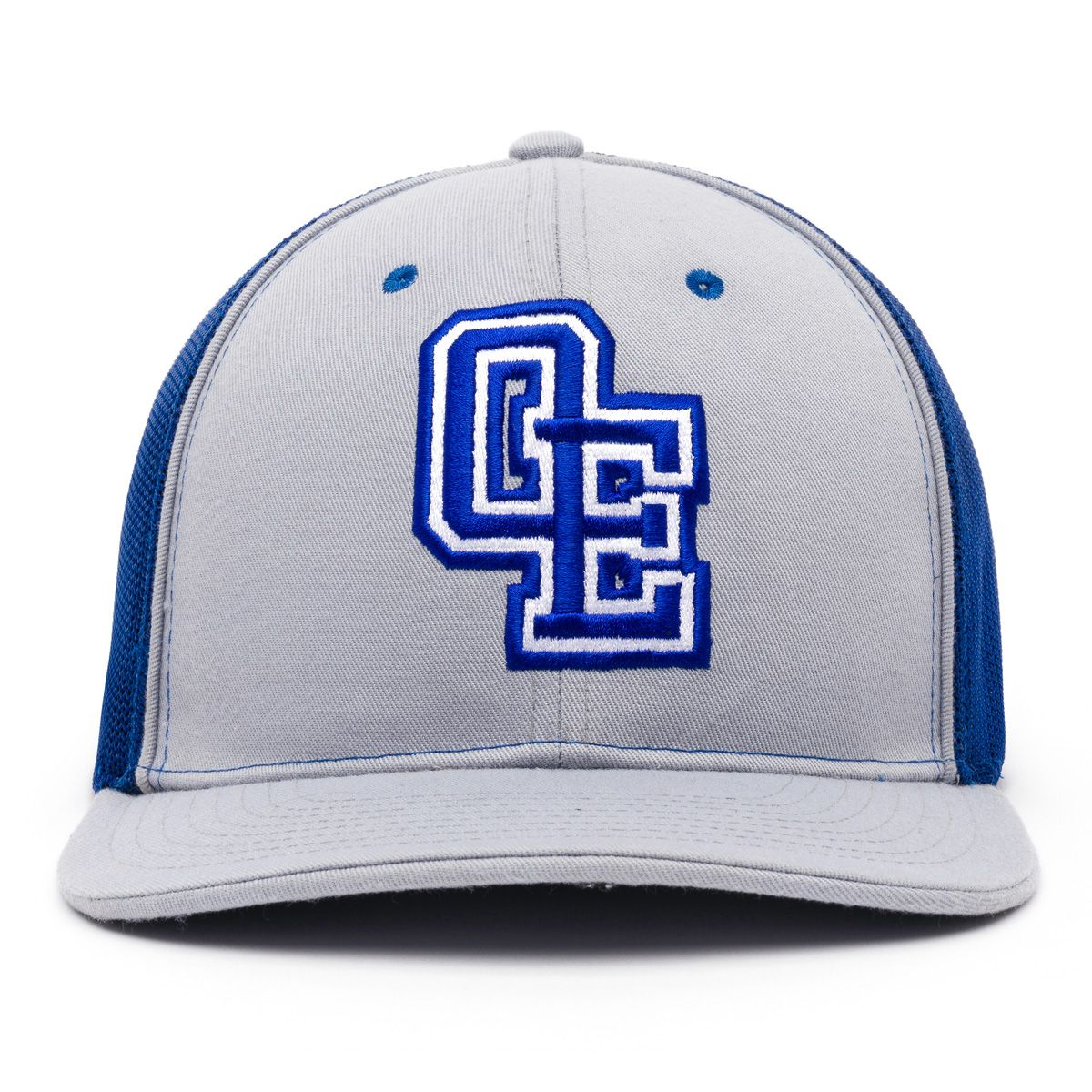 custom embroidered hat college design