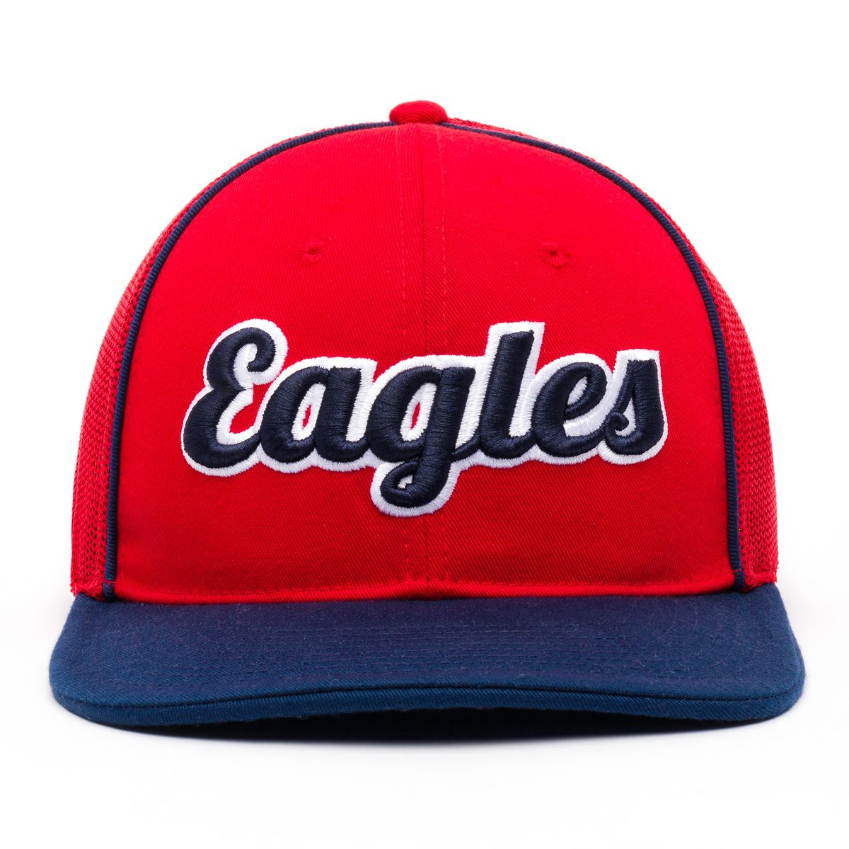 custom embroidered hat eagles design