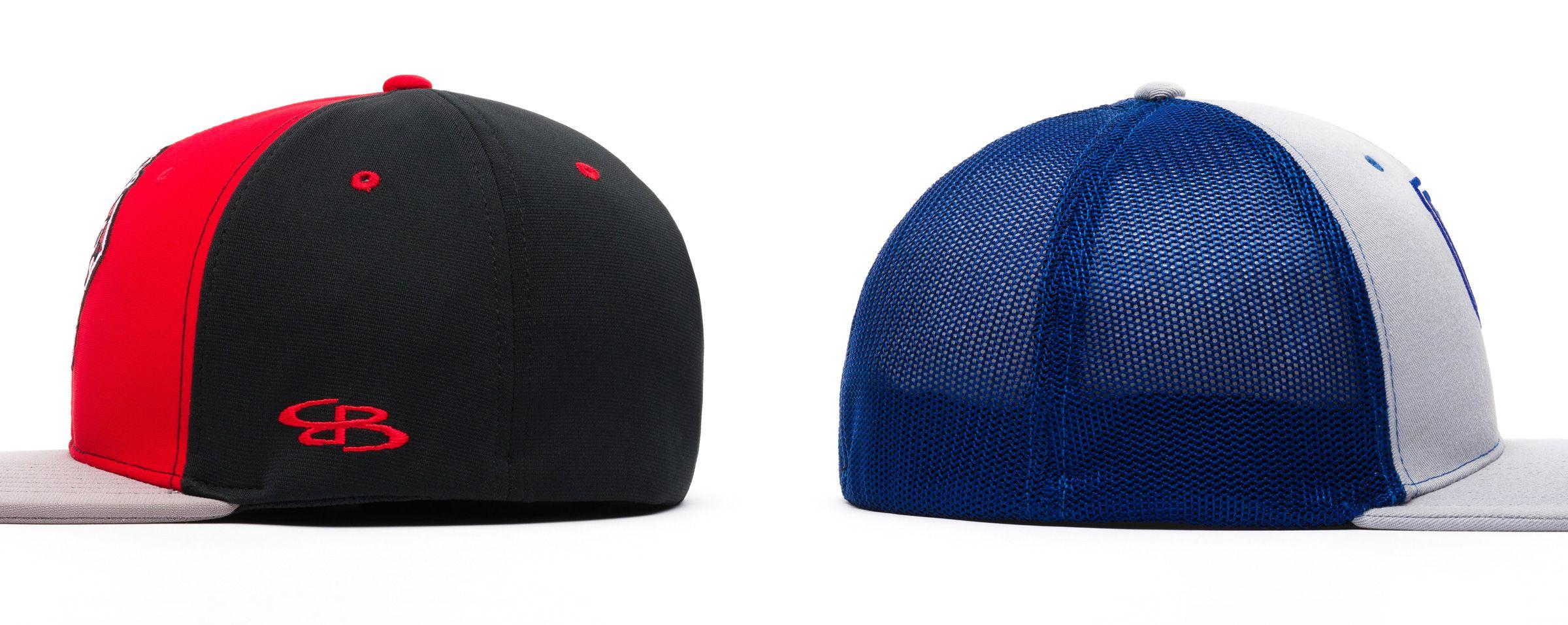 4603e0b270548c Custom Hats - Embroidered & Full Dye | Boombah