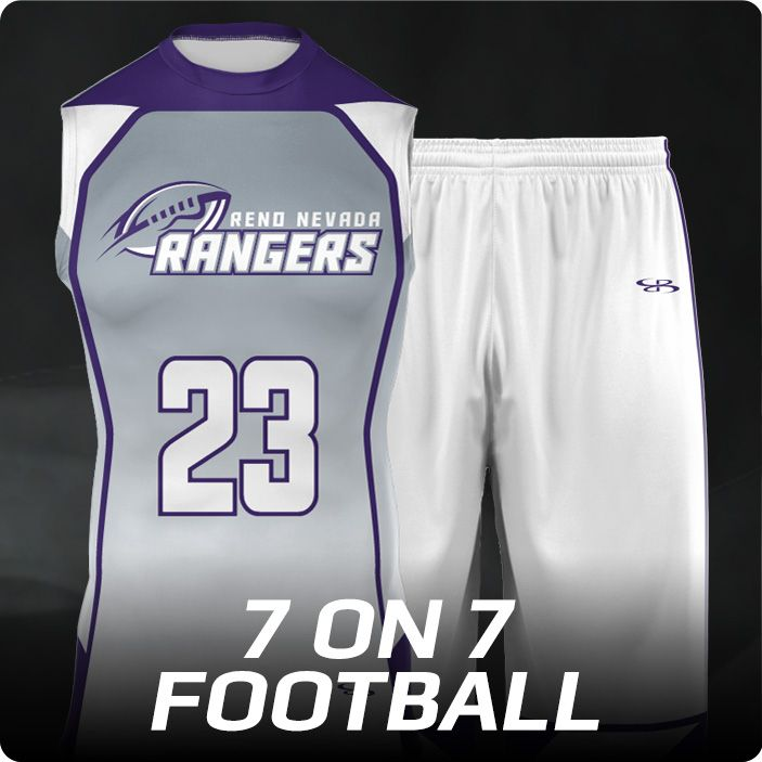Boombah INK Custom 7-On-7 Uniforms