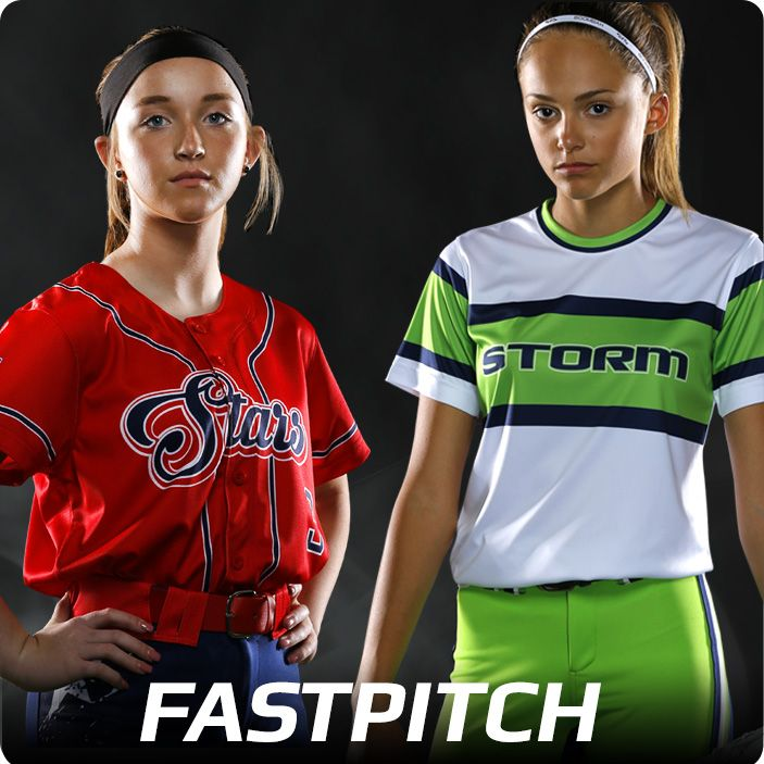 Boombah INK Custom Fastpitch Uniforms