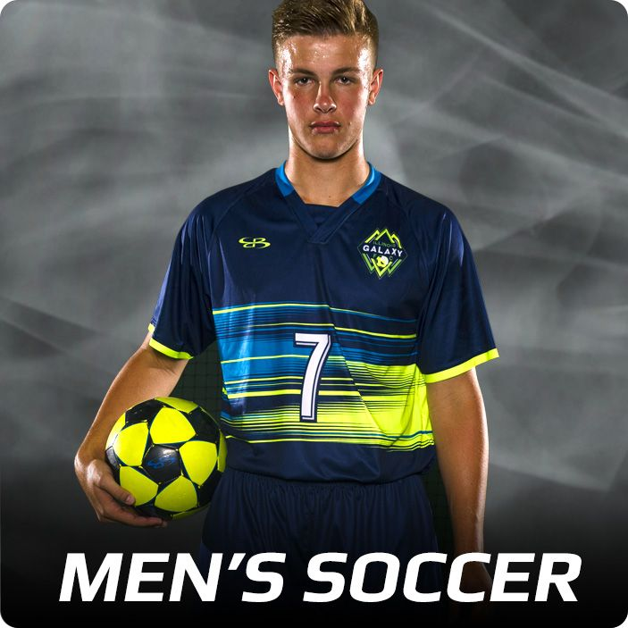 Boombah INK Custom Men's Soccer Uniforms