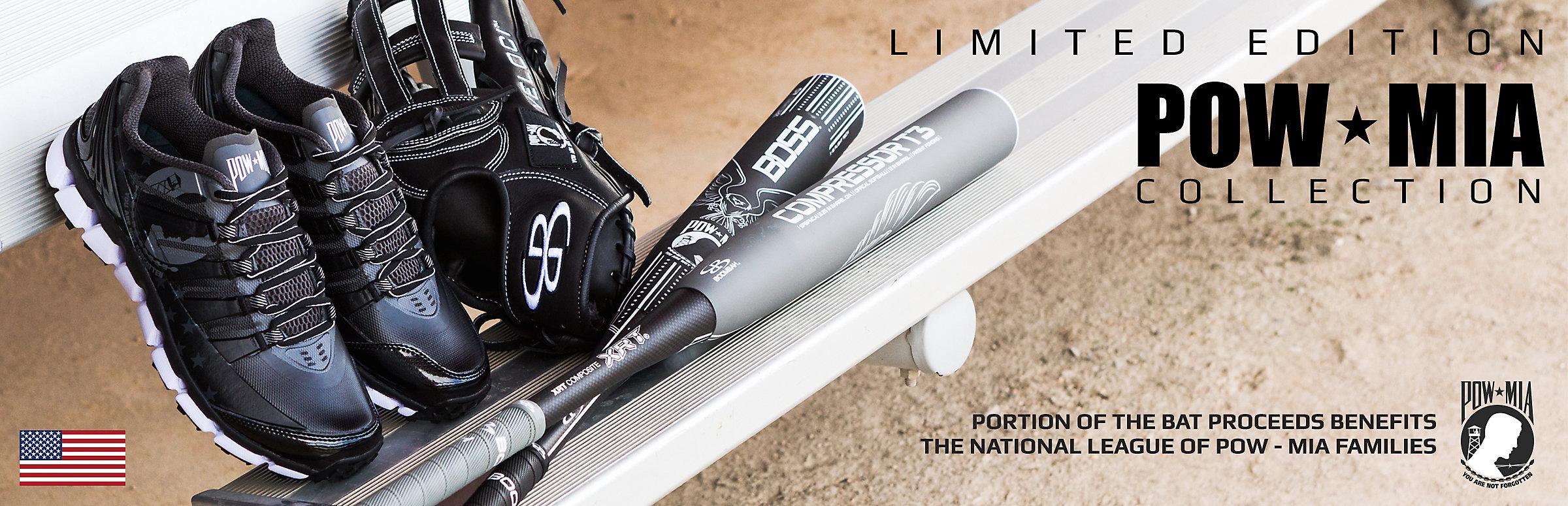 POW/MIA Boss Softball Bat