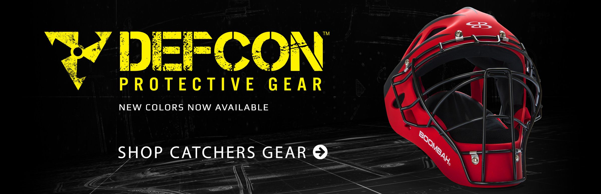 Shop Boombah Catcher's Gear