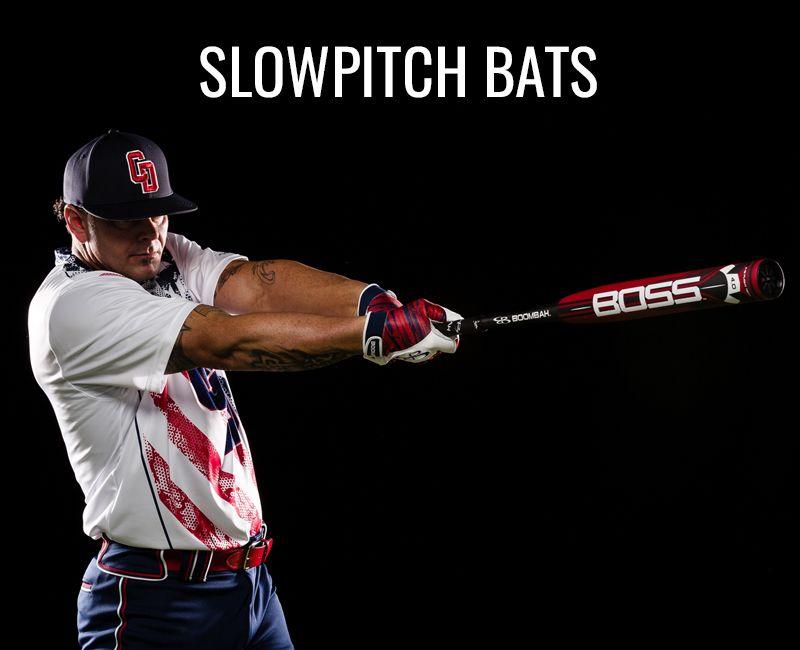 Slowpitch Softball Bats | Boombah