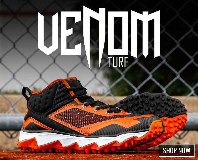 Boombah Venom Turfs