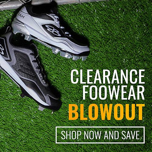 Clearance Footwear Blowout