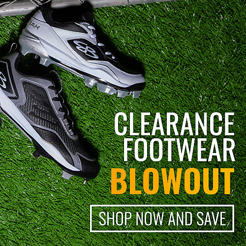 Clearance Footwear Blowout